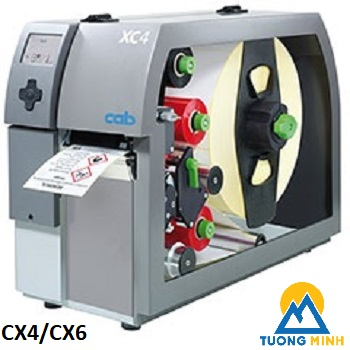 Double colour printer - XC4/XC6